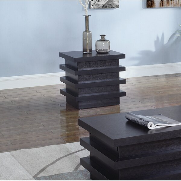 Marialyn End Table With Storage By Orren Ellis Modern