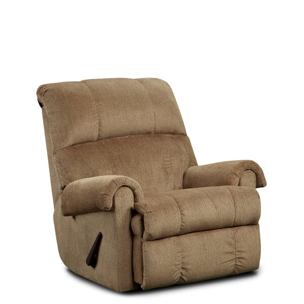 Endsley Manual Rocker Recliner by Red Barrel Studio
