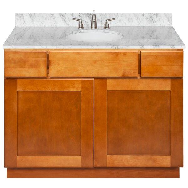 Stough 42 Single Bathroom Vanity Set