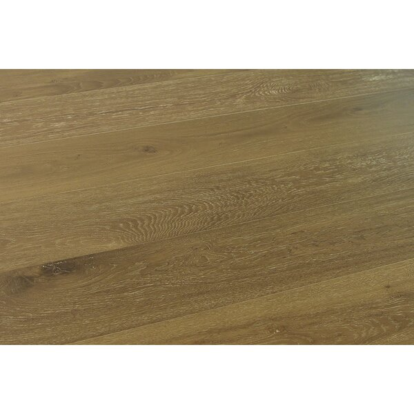 Belize 7-2/5 Engineered Oak Hardwood Flooring in Smokey Champagne by Albero Valley