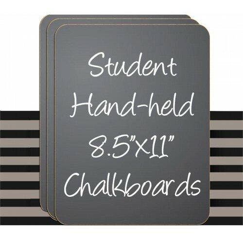 Student Lap Chalkboard (Set of 30) by NeoPlex