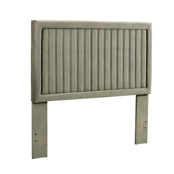 Gerke Upholstered Panel Headboard by Mercer41