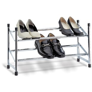 Find the perfect Expandable 6 Pair Shoe Rack ByOrganize It All