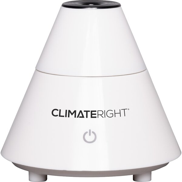 Cool Mist Ultrasonic Tabletop Humidifier by ClimateRight