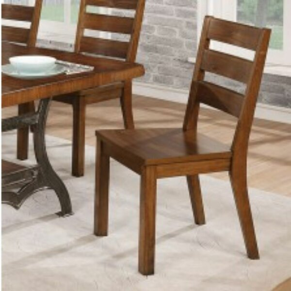 Dorn Solid Wood Dining Chair (Set of 2) by Darby Home Co Darby Home Co