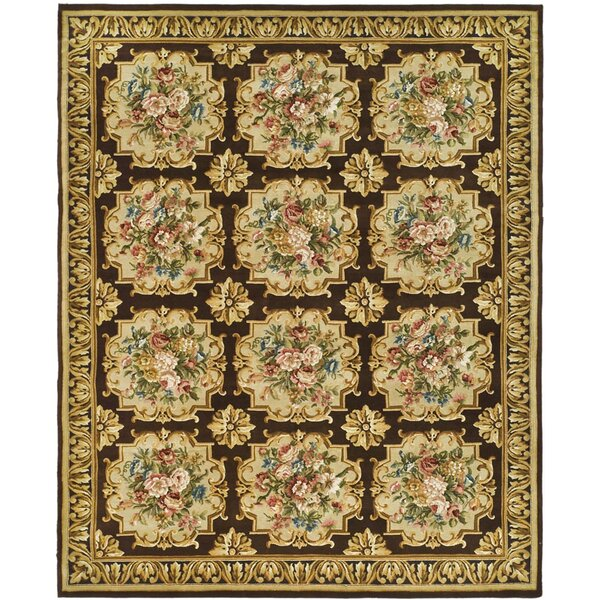 Bartlett Brown/Beige Area Rug by Astoria Grand