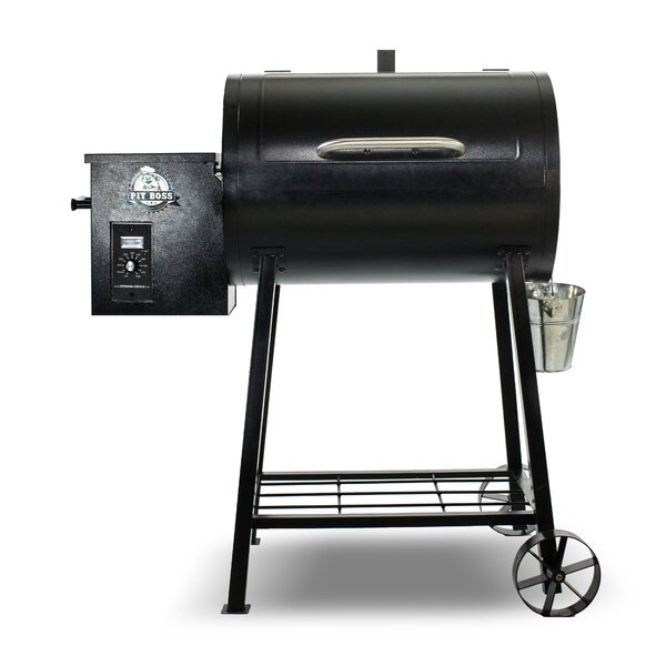 37 Wood Pellet Grill by Pit Boss