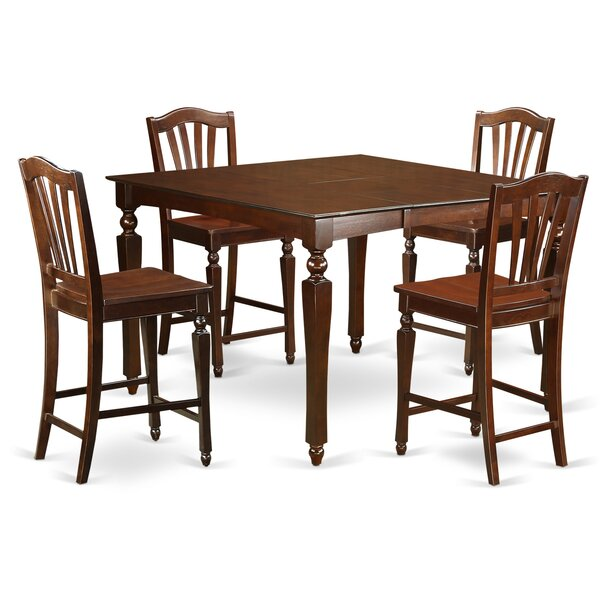 Ashworth Dining Set by Darby Home Co Darby Home Co