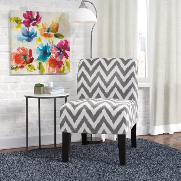 Janae Slipper Chair by Ebern Designs