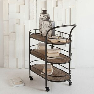 Appetit Bar Cart by Mercana