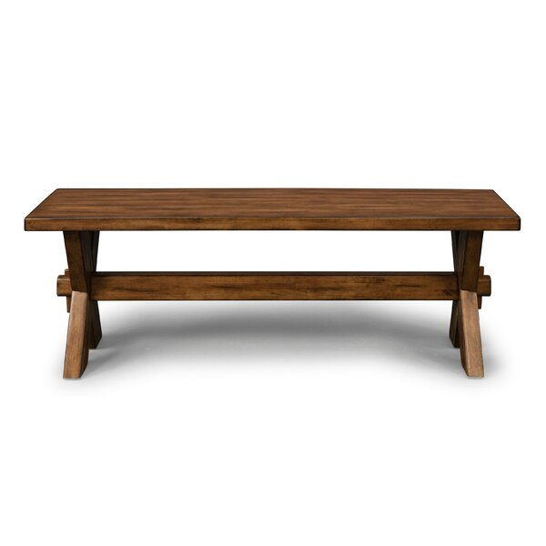 Milford Bench by Canora Grey Canora Grey