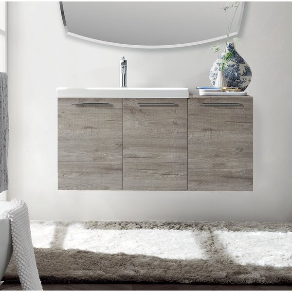 Cybulski 42 Single Bathroom Vanity Set by Orren Ellis