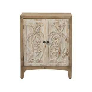 Calixta 2 Door Accent Cabinet