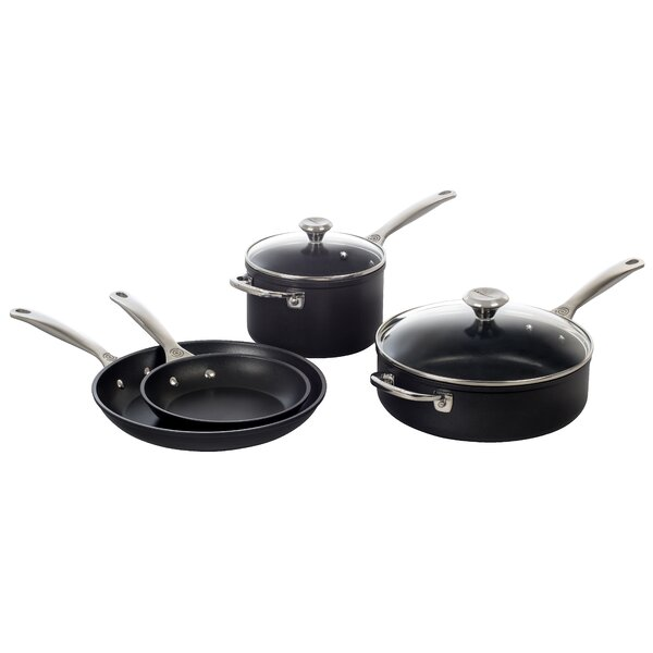 Toughened Cookware Set by Le Creuset