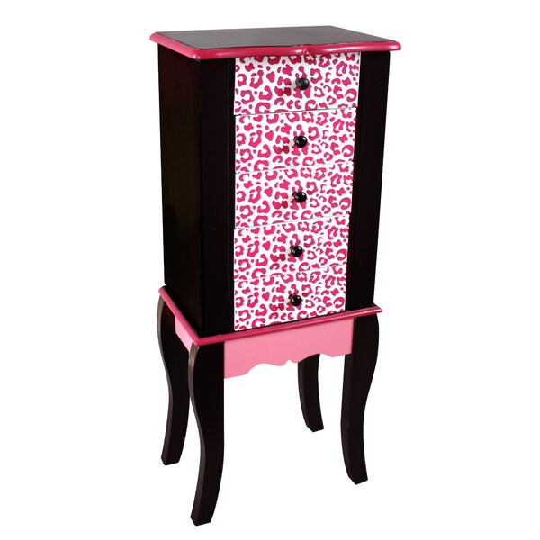 Fashion Prints Armoire by Teamson Kids