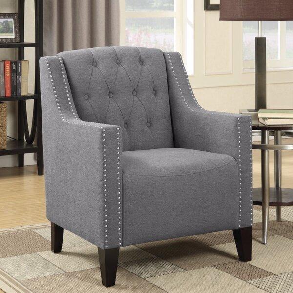 Kepley Wingback Chair by Alcott Hill
