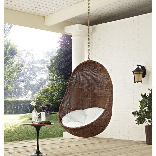 Skelmersdale Swing Chair by Bungalow Rose