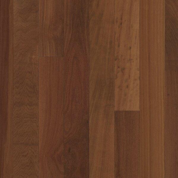 3-1/4 Solid Massaranduba Hardwood Flooring in Redwood by Albero Valley