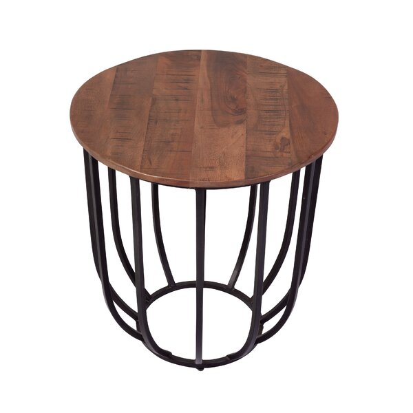 Valpy End Table By Gracie Oaks