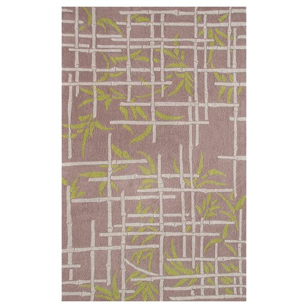 Whitworth Hand-Hooked Brown Indoor/Outdoor Area Rug by Threadbind