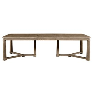 Wethersfield Estate Extendable Dining Table. By Stanley Furniture