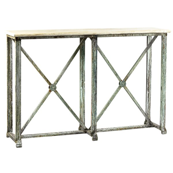 Metropolitan Console Table By Ellahome