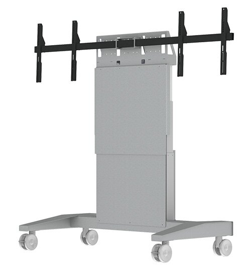 Monitor Cart Electric Lift by AVFI