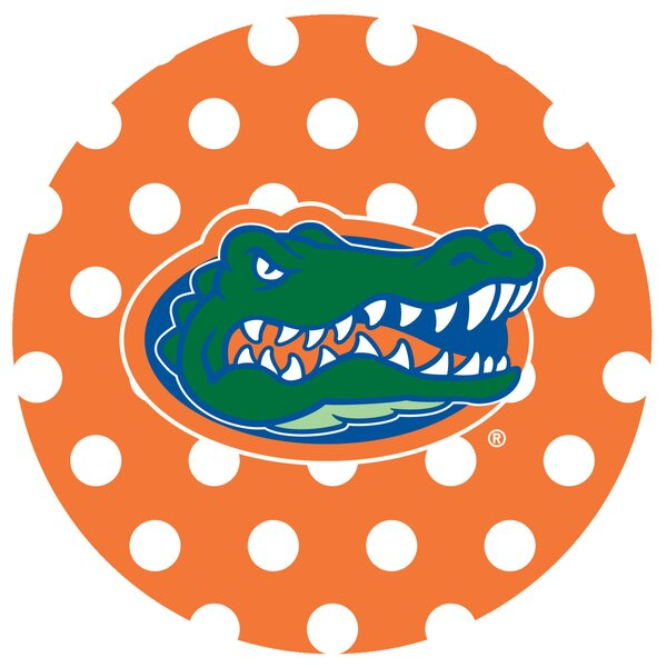 University of Florida Dots Collegiate Coaster (Set of 4) by Thirstystone