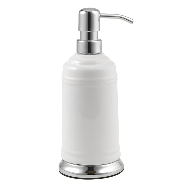 Risher Lotion Dispenser by Charlton Home