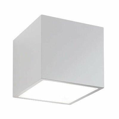 Metallic Metal Planter Box