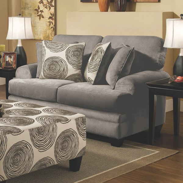 Best Quality Leesburg Loveseat by Alcott Hill by Alcott Hill