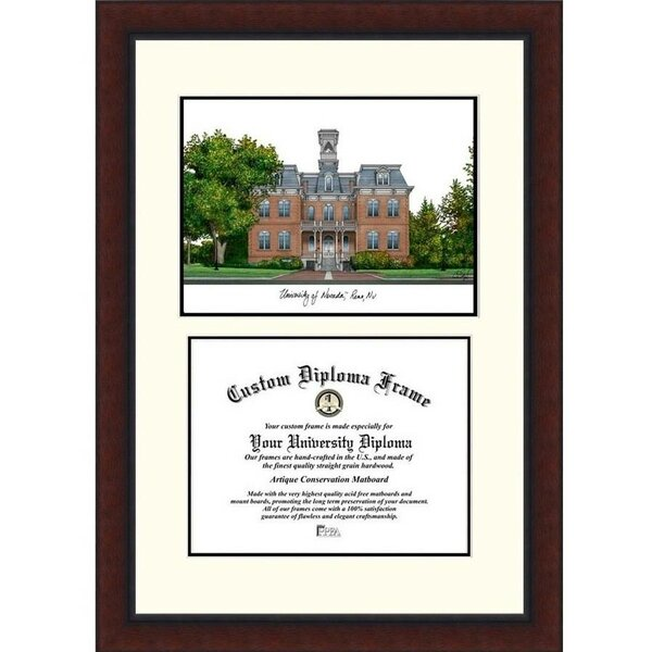NCAA University of Nevada Legacy Scholar Diploma Picture Frame by Campus Images