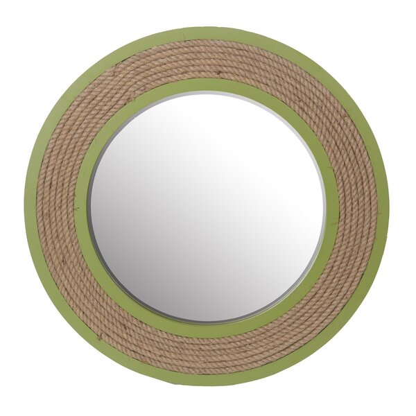Strawen Accent Mirror by Breakwater Bay