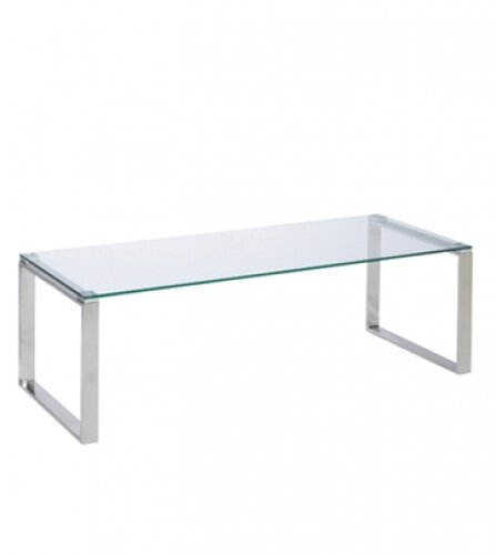 Discount Brinley Sled Coffee Table With Storage