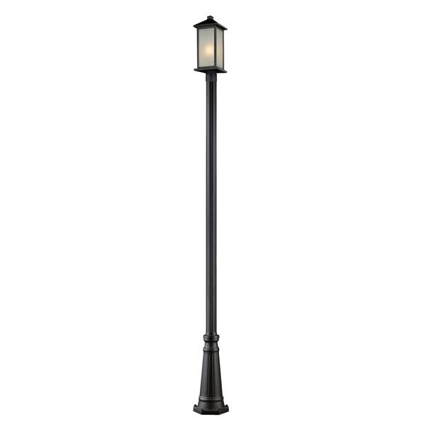 Perino 1-Light Post Light by Loon Peak