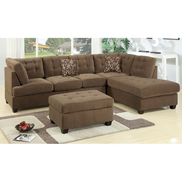 Tomita Right Hand Facing Sectional By Red Barrel Studio