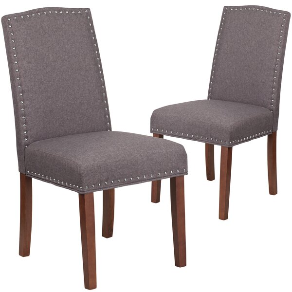 Orland Parsons Dining Chair (Set of 2) by Charlton Home