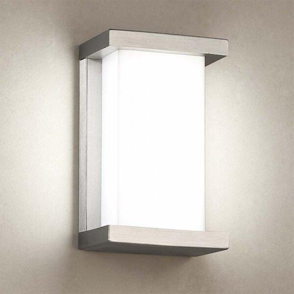 Forontenac LED Outdoor Sconce by Orren Ellis