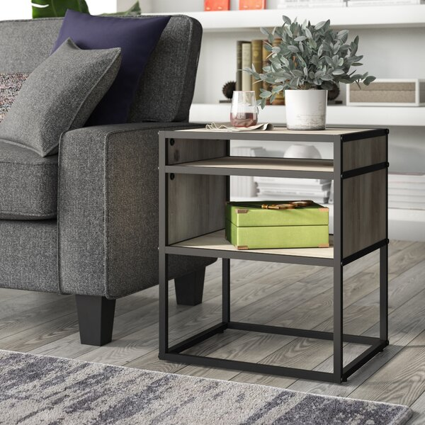 Nowak End Table by Williston Forge