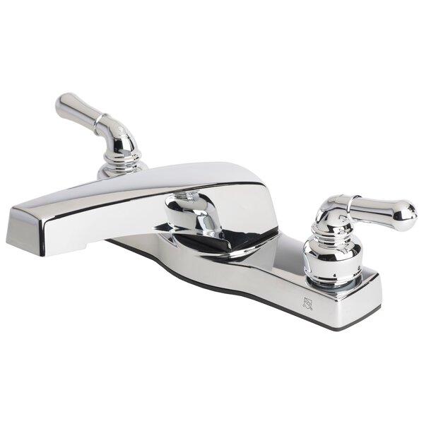 2 Handle Deck Mounted Roman Tub Faucet by Laguna Brass