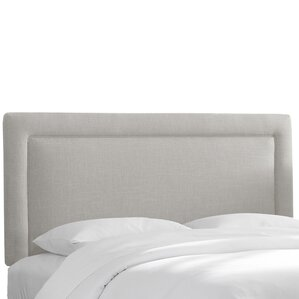 Napa Upholstered Panel Headboard by Skyline Furniture
