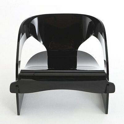 Joe Columbo Armchair by Kartell