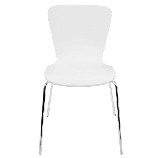 Vicente Bentwood Dining Chair (Set of 4) by Orren Ellis