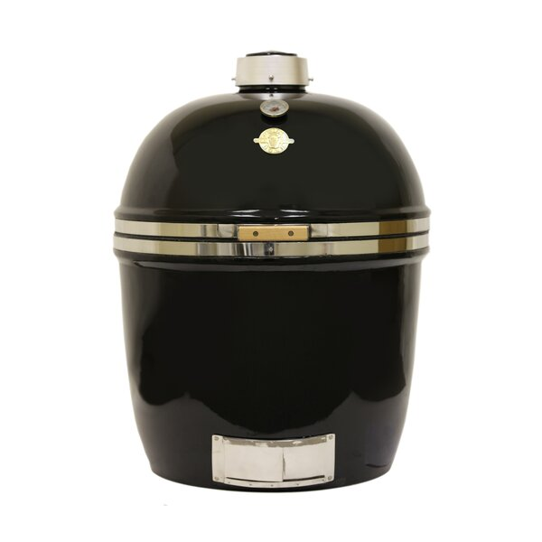 39 Infinity Series Kamado Charcoal Grill by Grill Dome