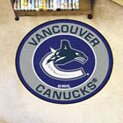 NHL - Vancouver Canucks Roundel Mat by FANMATS