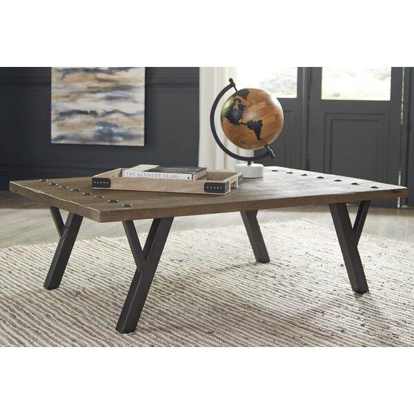 Chattahoochee Rectangular Coffee Table By Williston Forge