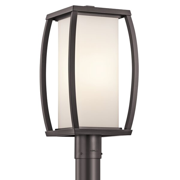 Bowen Outdoor 1-Light Lantern Head by Kichler