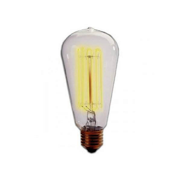 Nostalgic Edison 40W 120-Volt Incandescent Light Bulb I (Set of 4) by Bulbrite Industries
