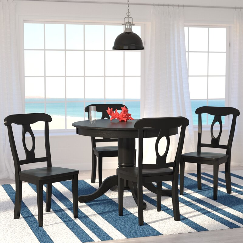 Lovely Gaskell 5 Piece Dining Set
