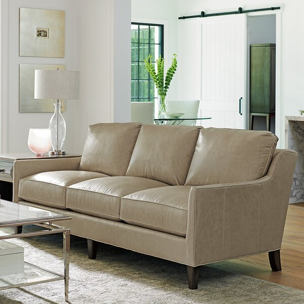 Online Shopping Discount Ariana Leather Sofa by Lexington by Lexington